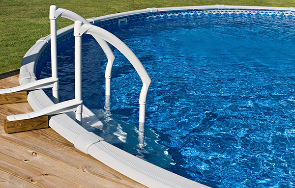 aboveground swimming pool