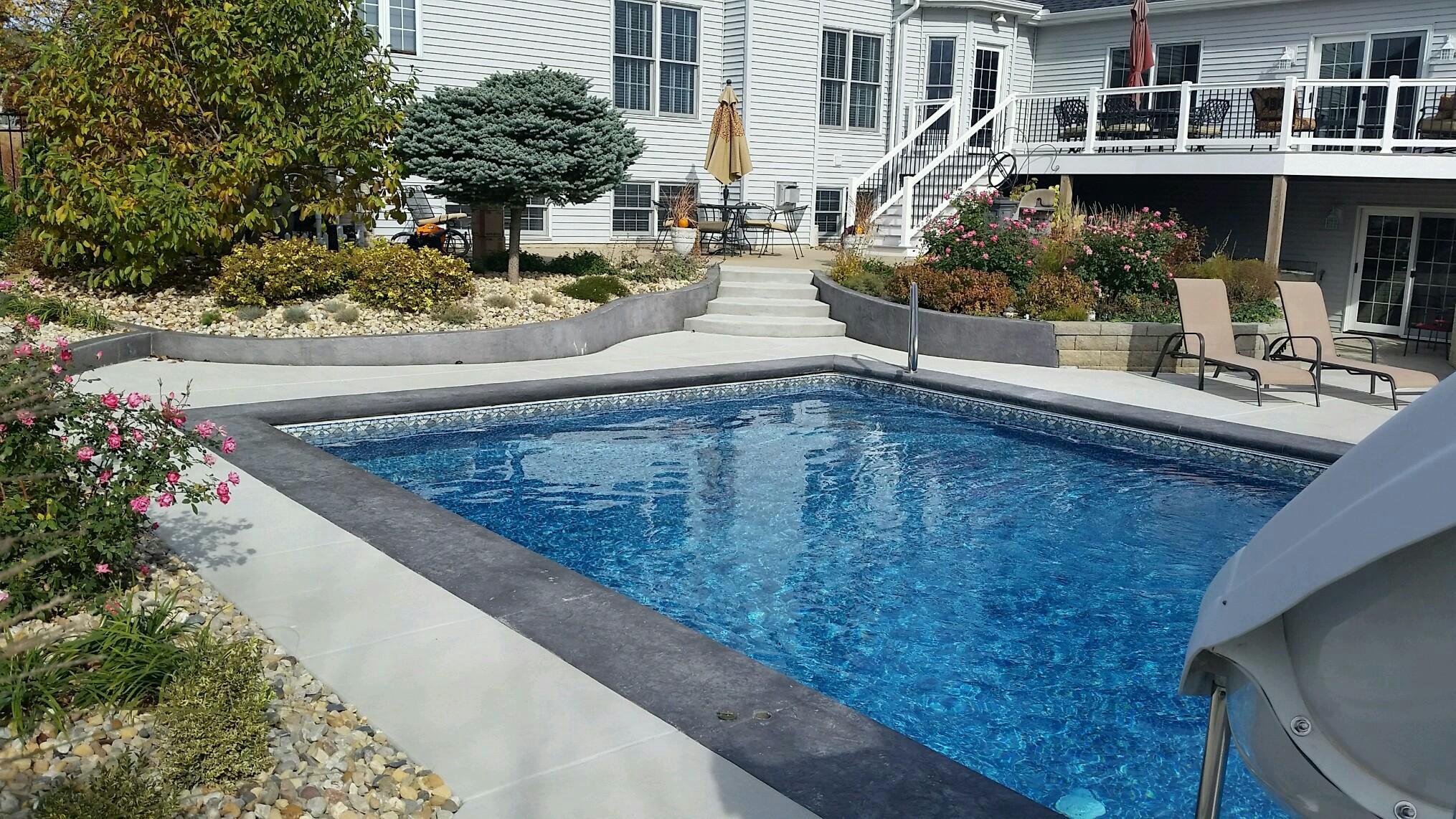 Inground Pool Photo