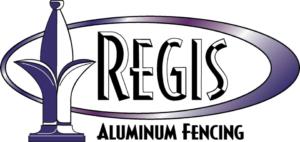 Regis Fencing Logo