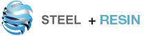Steel Resin Logo